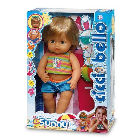 Cicciobello Sunny Bambolotto opalająca się lalka