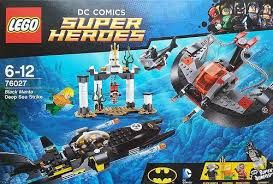 Lego Super Heroes Black Manta Deep Sea Strike (76027)