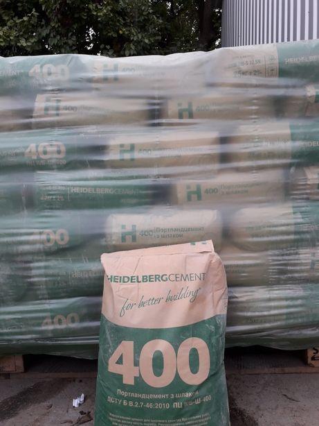 Цемент Кривой-Рог М-400, М-500!Быстрая доставка!НИЗКИЕ Цены!