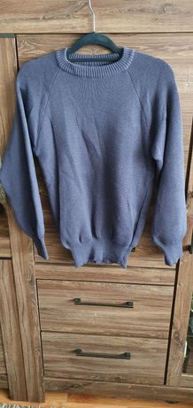 Sweter pilota stalowy wz. 530/MON roz. 86-92/170