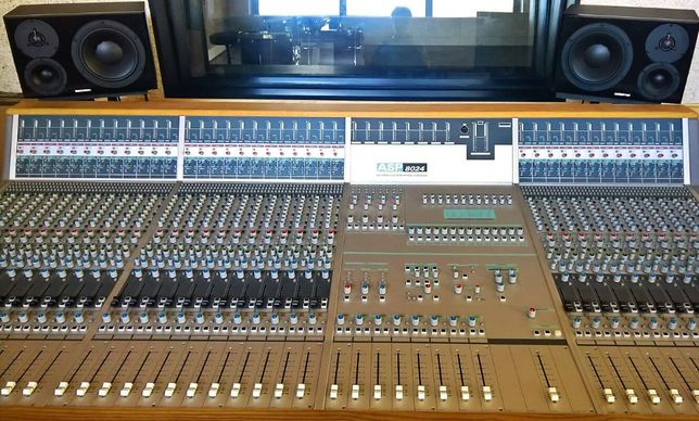 Aulas de Tecnologias de Produção Áudio