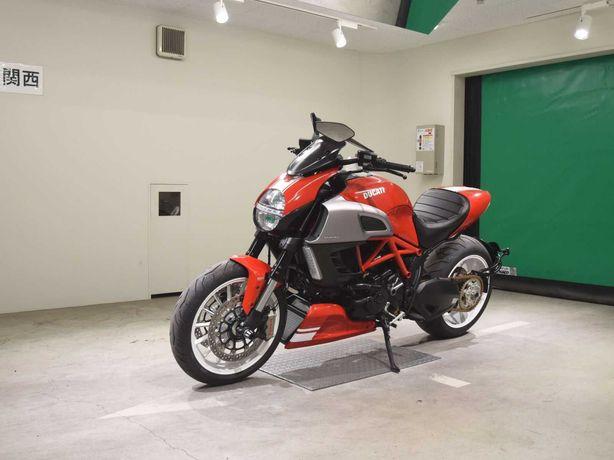 Ducati Diavel 2,2 тыс. пробега НЕ Америка