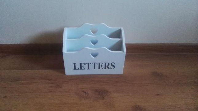 Ozdobna skrzynka na listy