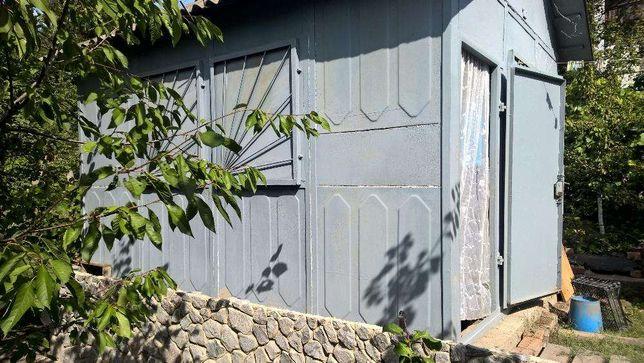 Продам металлический разборной Хозблок (дачный дом), бытовка