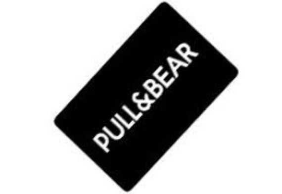 Cartão Presente Pull&Bear Saldo 40€