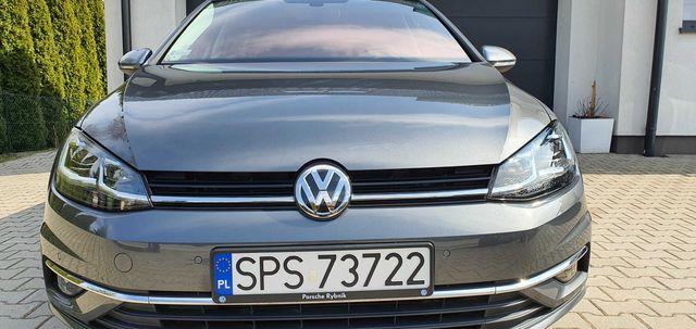 Volkswagen Golf VII 1.5 TSI 150 km Highline Salon PL , Gwarancja