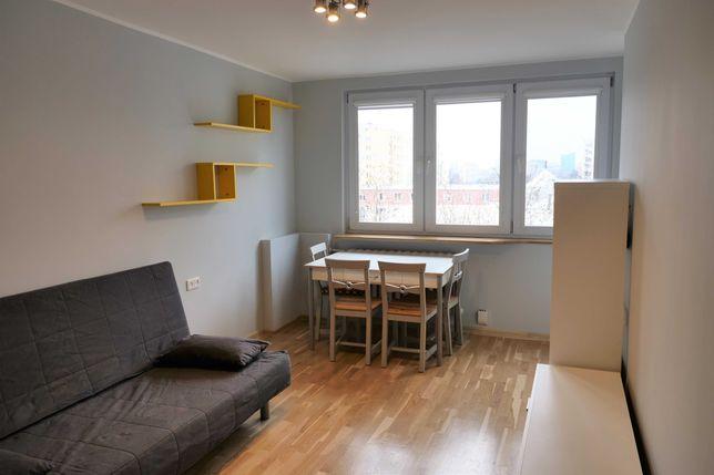 Saska Kępa, 2 pokoje i kuchnia, 36 metrów