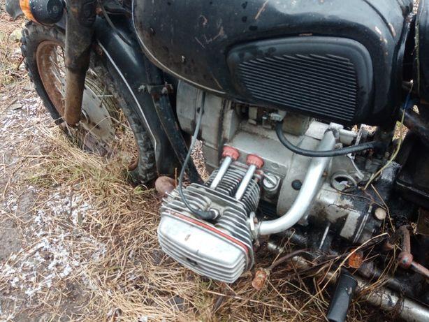 Мотоцикл МТ 10 з коляскою