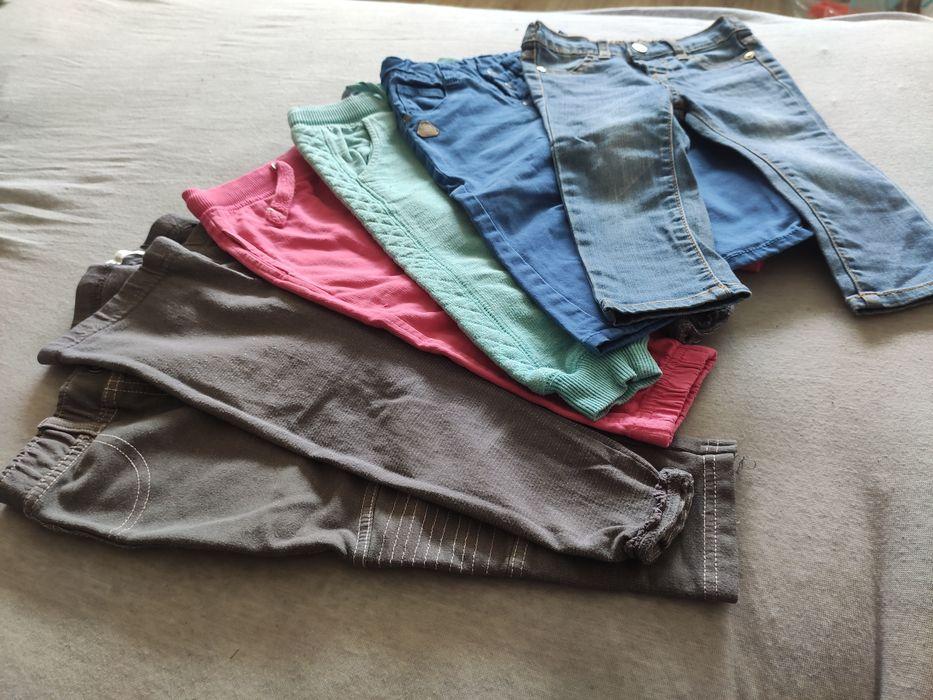 Spodnie jeansowe + gratisy Poznań - image 1