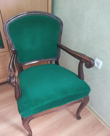Продам кресло , прованс .