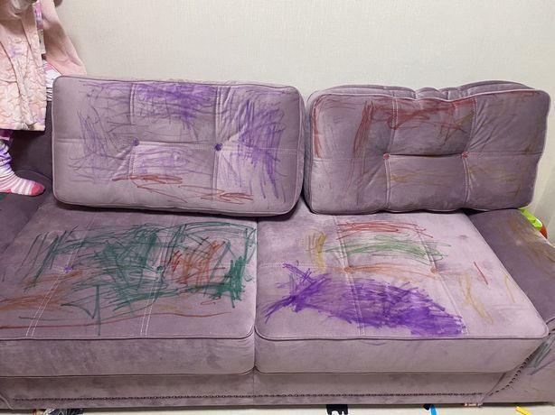 химчистка мебели, химчистка дивана,