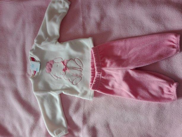Conjunto bébé menina 6-9 meses NOVO