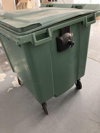 Contentor lixo industrial