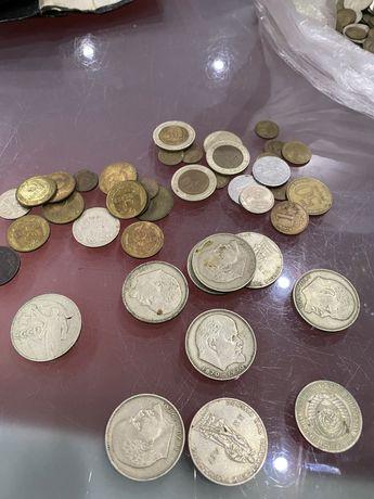 Продаю монеты времен СССР, нагрудные знаки, монеты иностранных государ