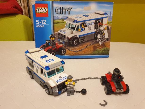 Zestaw Klocków LEGO CITY 60043