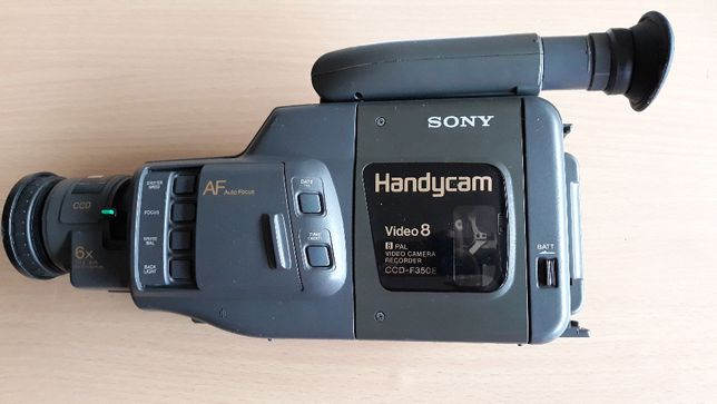 Kamera Sony CCD F350E