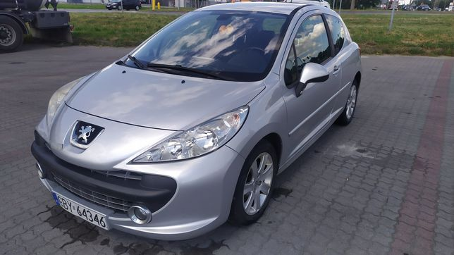Peugeot 207 1.6 HDi bez dwumasy bez fap