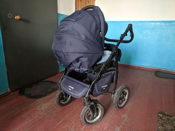 Продам коляску Adamex Nitro 2в 1