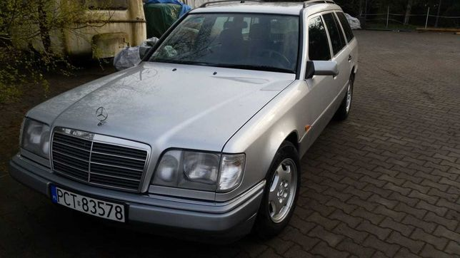 Mercedes 124 E, 1996 r.