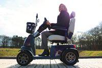Skuter inwalidzki elektryczny Galaxy Plus 4