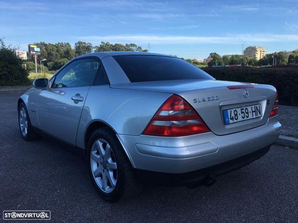 Mercedes-Benz SLK 200 kompressor-192cv-106.000km
