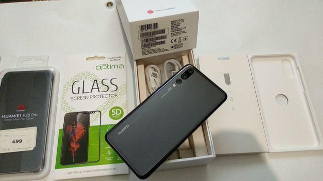 Huawei P20 Pro Black 6/128 (суперкомплект)