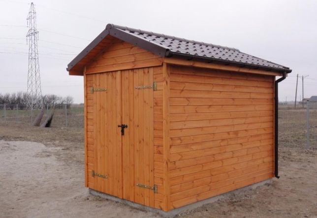 WYPRZWYPRZ 1/2 ceny Domek Ogrodowy Narzedziowy Drewutnia Altanka Sauna