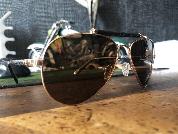 Okulary przeciesłoneczne Massimo Dutti