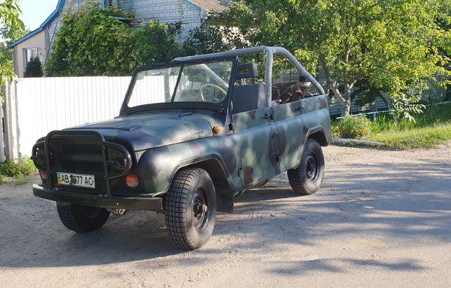 Продам УАЗ 469 в хорошому стані