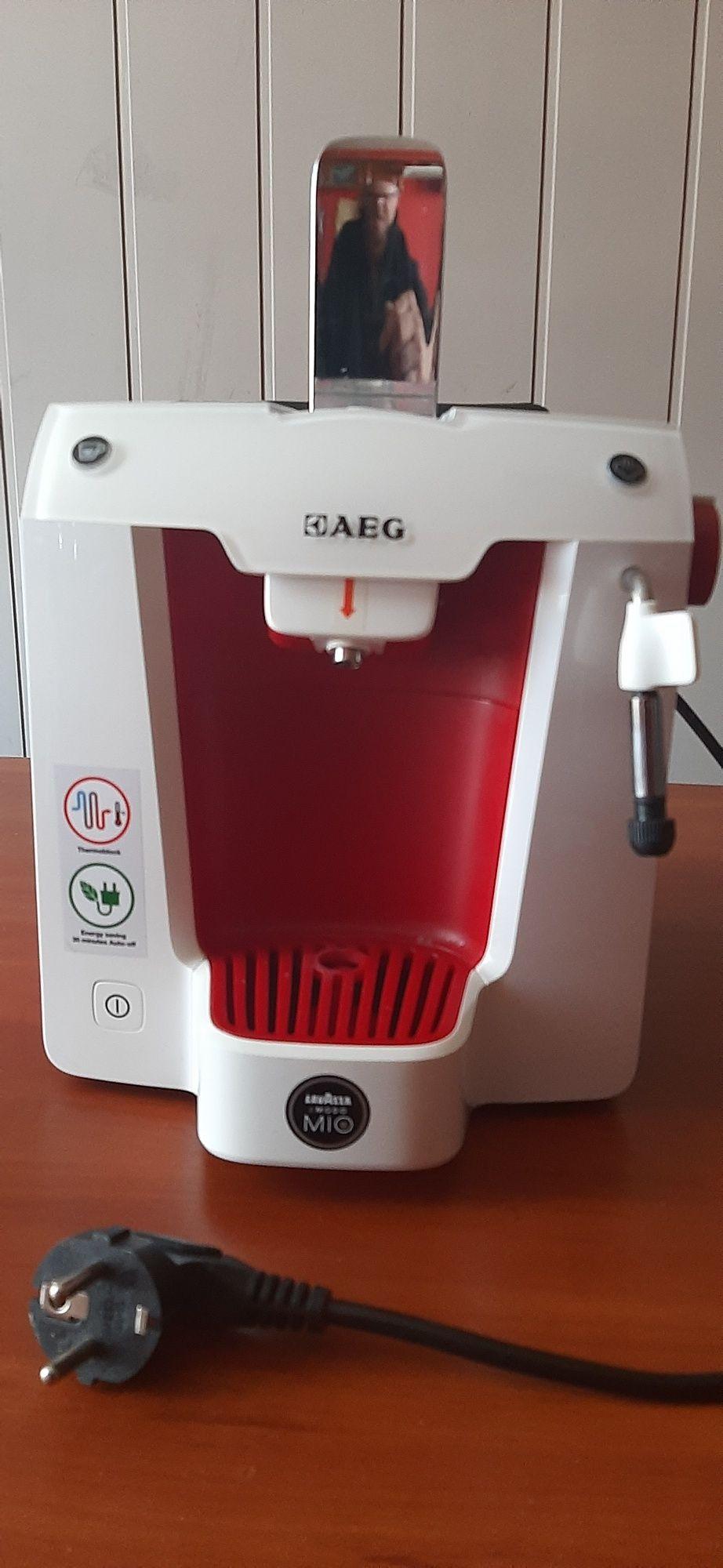 Ekspres do kawy AEG