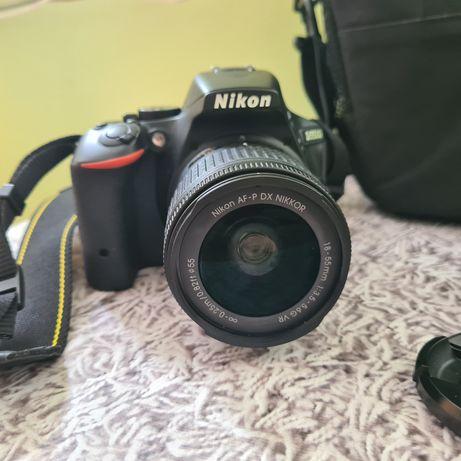 Супер фотоаппарат Nikon D5500 + объектив, все в отличном состоянии