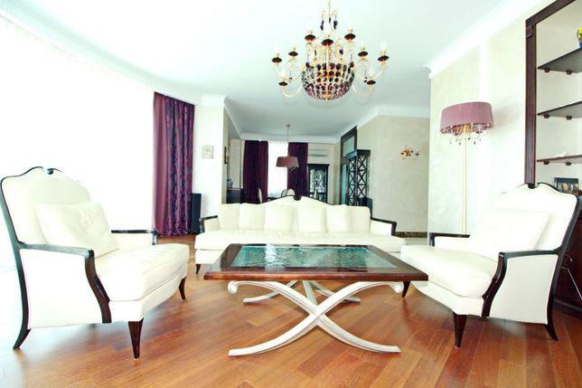 Квартира в аренду 3 спальни, центр, ЖК Триумф дизайнерская