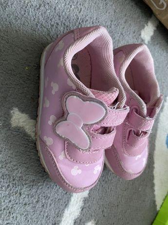 Buty dla dziewczynki rozmiar 23 za kawe.