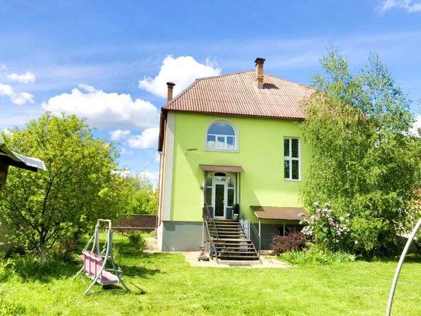 Продам дом в с.Жорновка.Камин,грубка,сауна.Лес,озера,река Ирпень.