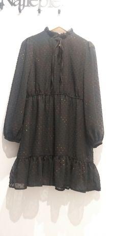 Sukienka czarna firmy Top Secret rozmiar 36