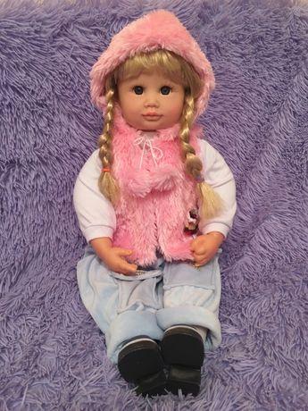 Говорящая кукла Ксюша