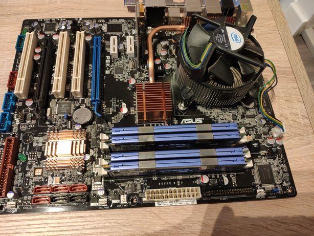 Płyta główna PSK-E 4 GB RAM I2 quad Q6600