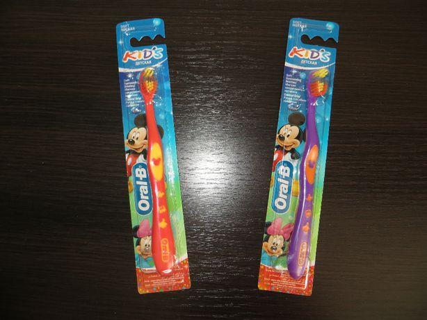 Детская зубная щетка Oral-B
