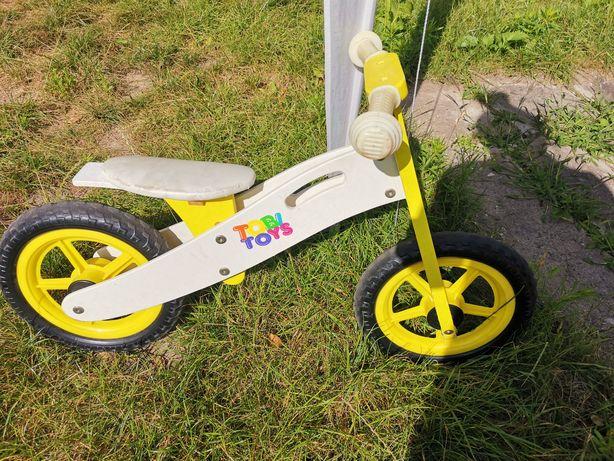 Rowerek biegowy Tobi Toys