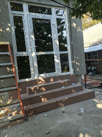 Продам тамбур  WDS металопластикові двері, вікна 2000*2400