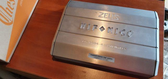 Wzmacniacz Zeus 4x150 w