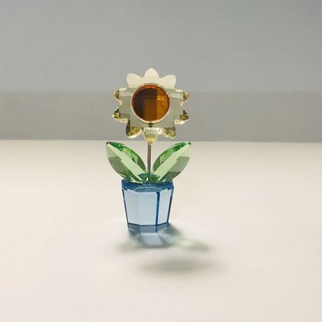 Peça Swarovski Flor