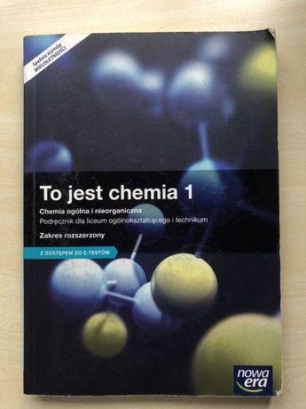 To jest chemia 1 zakres rozszerzony nowa era