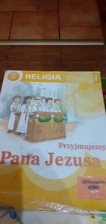 Religia  podręcznik klasa 3