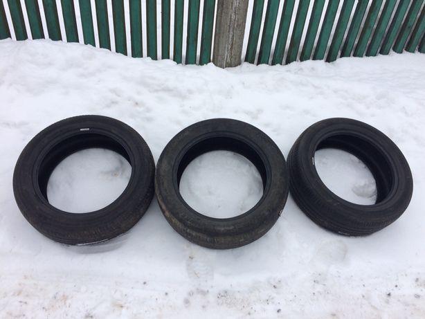 3 Opony 215 55 R 17 Bridgestone Turanza