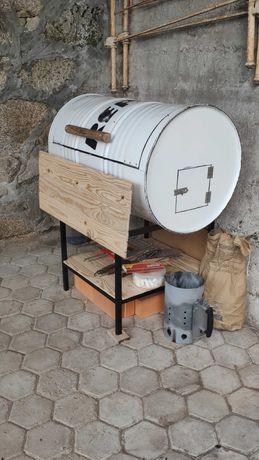 Barbecue grelhador