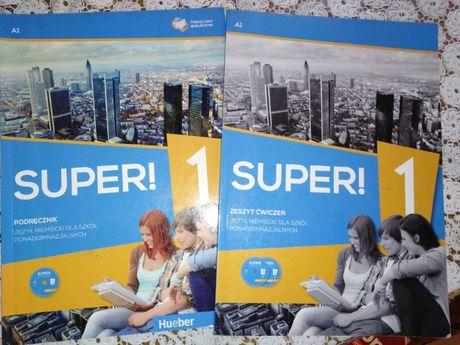 Super! 1 podręcznik do języka niemieckiego
