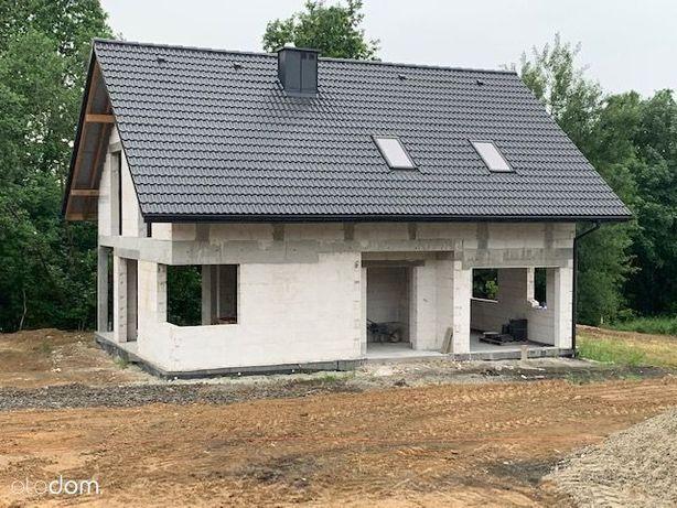 Siepraw - nowy 1-rodzinny dom w spokojnej okolicy