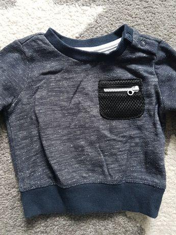 Bluza dresowa chłopięca Primark 6-9 miesięcy 74 cm