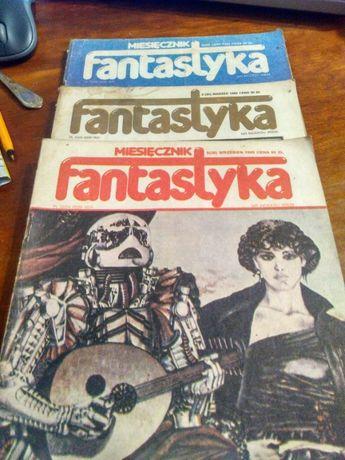 Czasopismo fantastyka 1985r